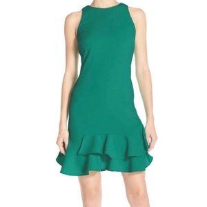 Chelsea28 Tiered Ruffle Hem Dress Size6